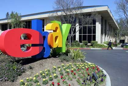 Frühling in der Bilanz: Ebay-Zentrale in San Jose