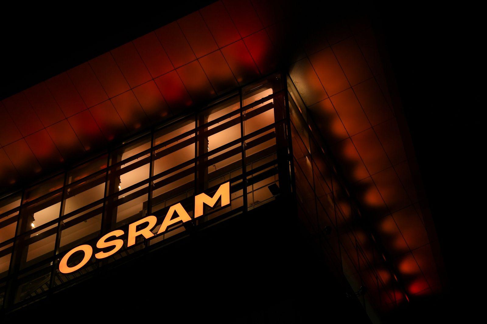 OSRAM-M&A/AMS