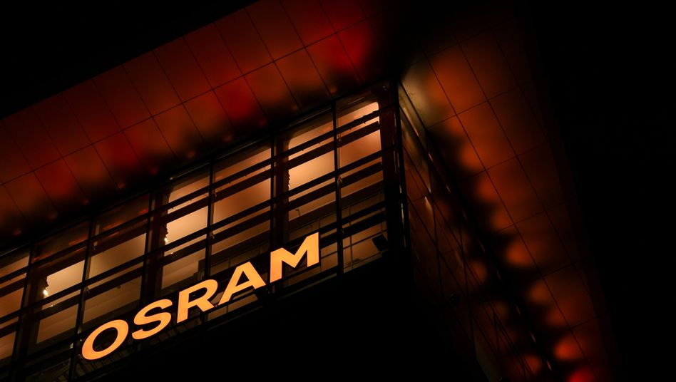 AMS will mit Kapitalmaßnahme Geld für Osram-Übernahme reinholen