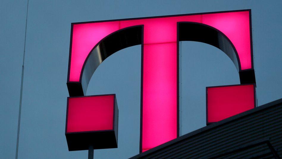 Deutsche Telekom: Vor allem das Geschäft von T-Mobile US macht Freude