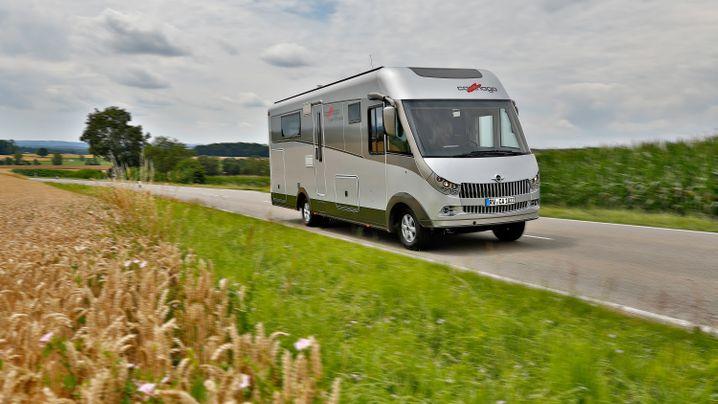Neue Wohnmobile: Die Premieren des Caravan Salons