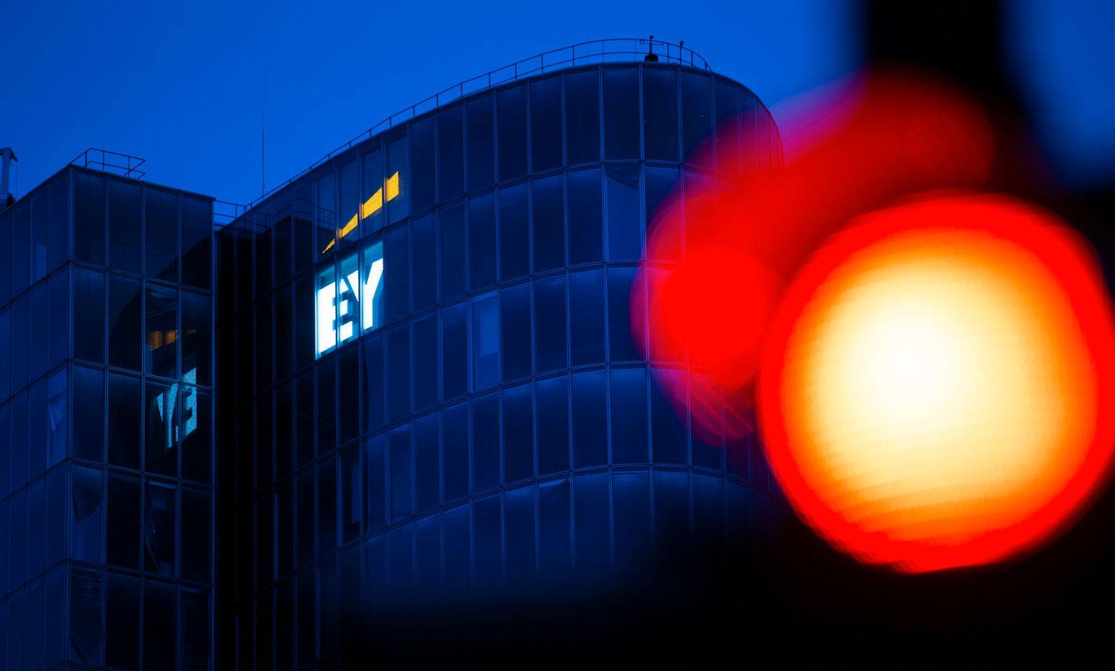 Nach Wirecard-Skandal - Wirtschaftsprüfungsgesellschaft EY
