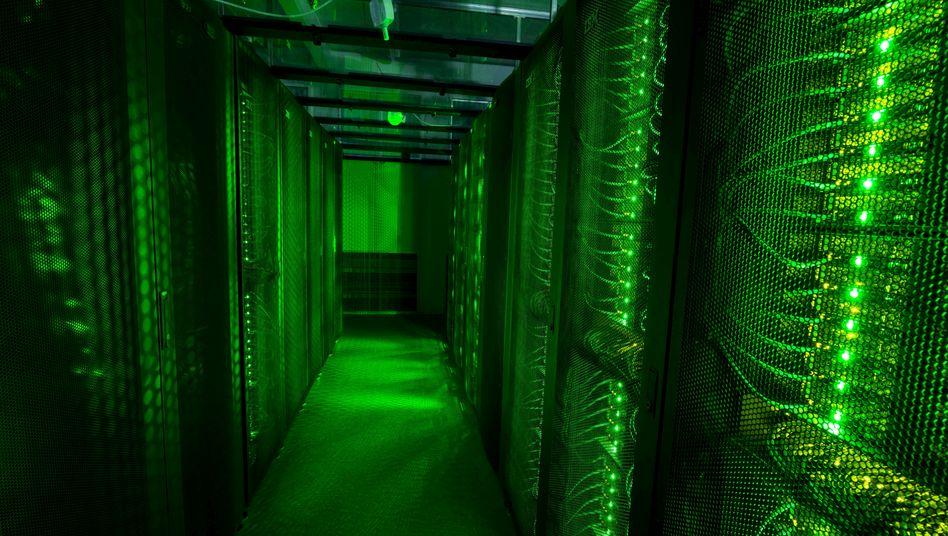 Server in einem Datenzentrum