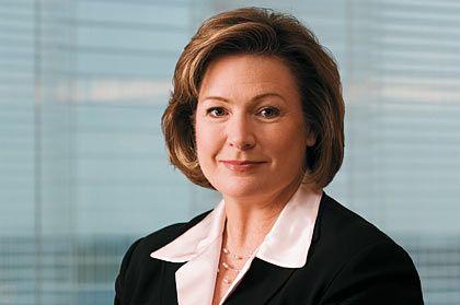 Gibt auf: Shell-Gas-Chefin Linda Cook