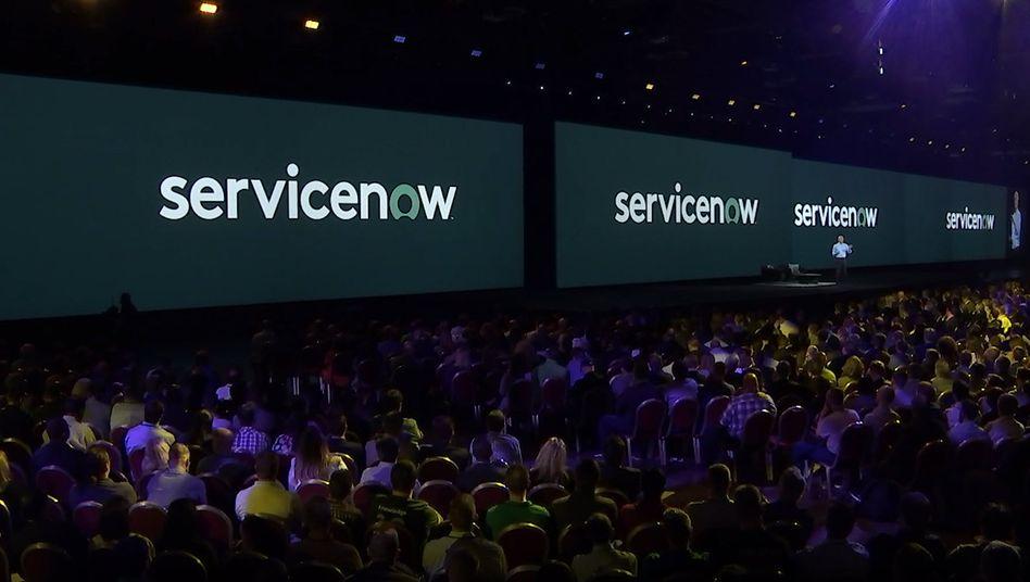 ServiceNow:Der Software-as-a-Service-Anbieter ist in den vergangenen Jahren zu einem Star der Branche aufgestiegen