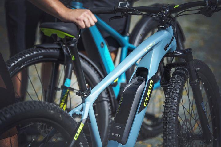 Marktführer: Cube gilt als Nummer eins für E-Bikes in Deutschland. Auch diese Aussage stützt sich aber nicht auf vollständige Daten zum Markt.