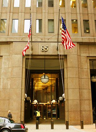 """Kauft mit """"Whitehall"""" deutsche Wohnungen: Goldman Sachs in New York"""