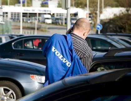 Eingekauft: Der schwedische Autobauer Volvo gehört jetzt Geely