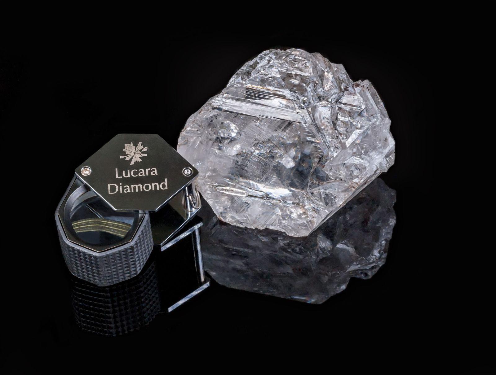 Lucara Diamond recovers 1,111 carat diamond