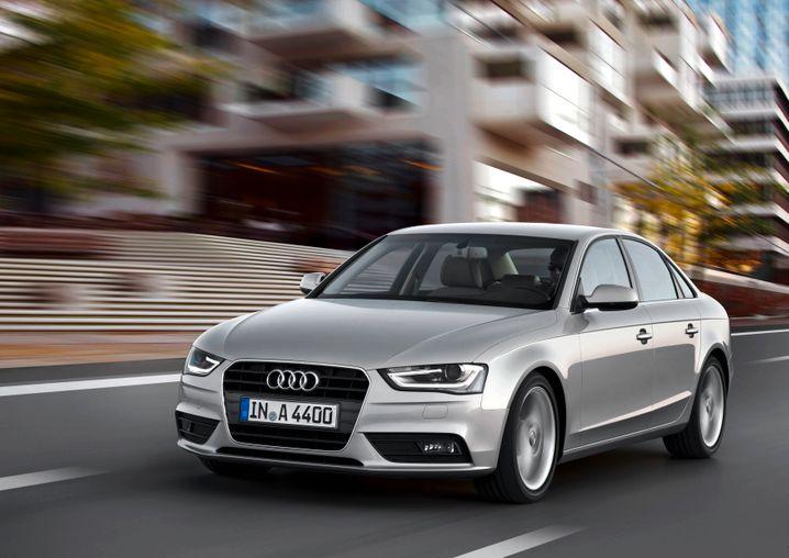 Audi A4: Die Neuauflage lässt wohl noch bis Anfang 2015 auf sich warten