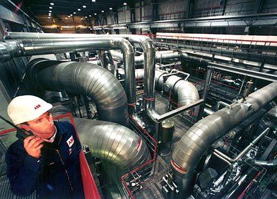 """""""Bei Asbesturteilen weiß man nie so genau"""": Heizkraftwerk mit ABB-Technik"""