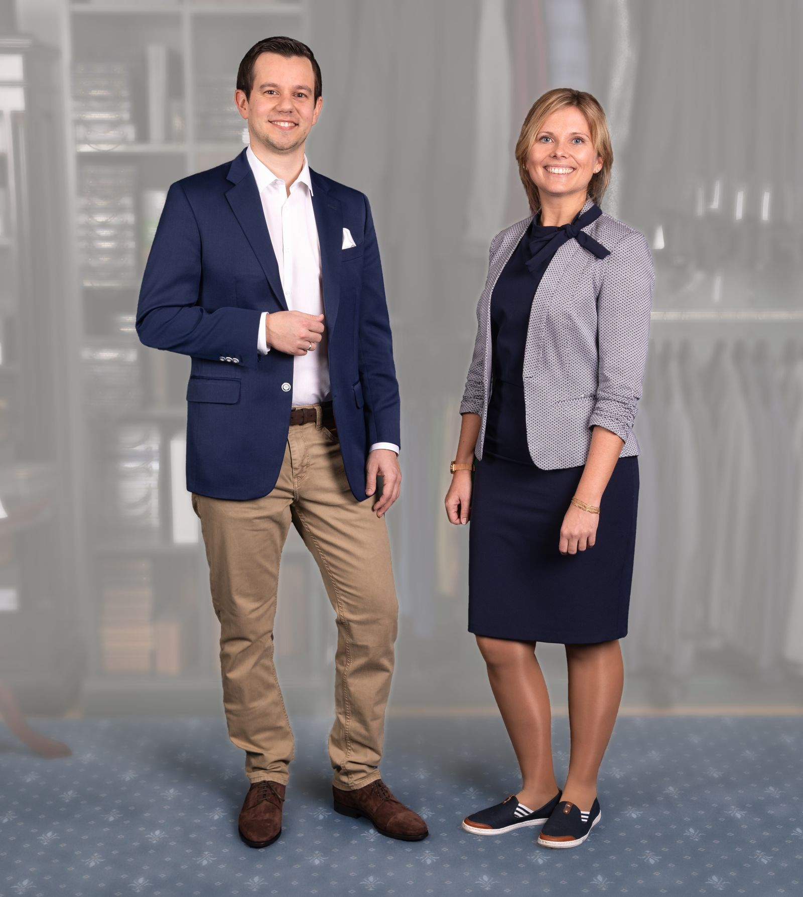Frankfurter Sparkasse / Dresscode / Smart Casual