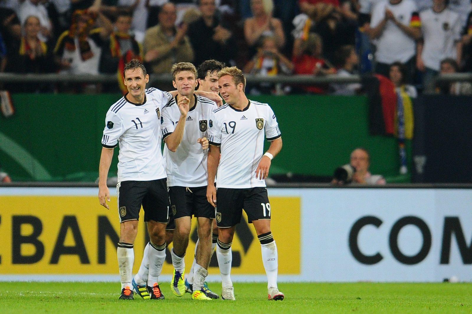 THEMEN Deutsche Nationalmannschaft