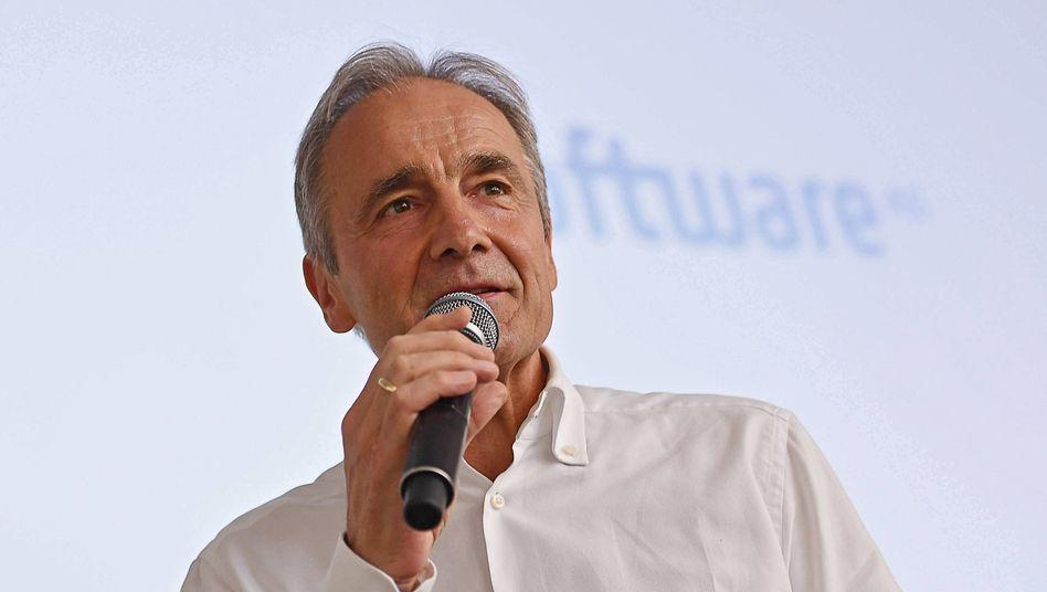Aus alt mach neu: Karl-Heinz Streibich