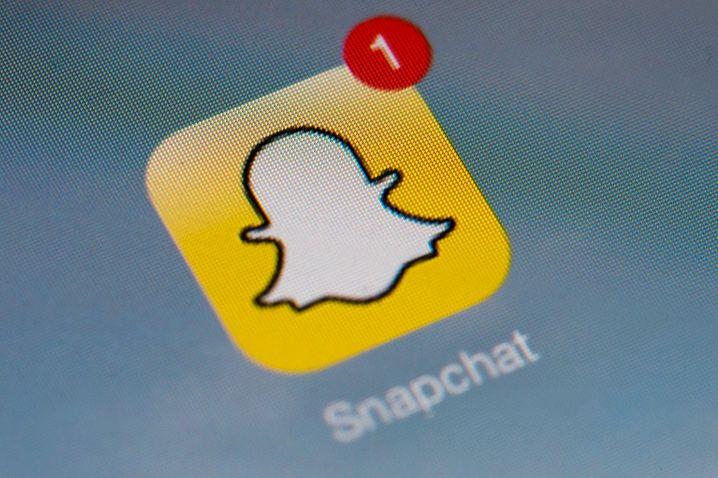 Snapchat: Lösen sich, ebenso wie die Fotos, bald auch die hohen Bewertungen in Luft auf?