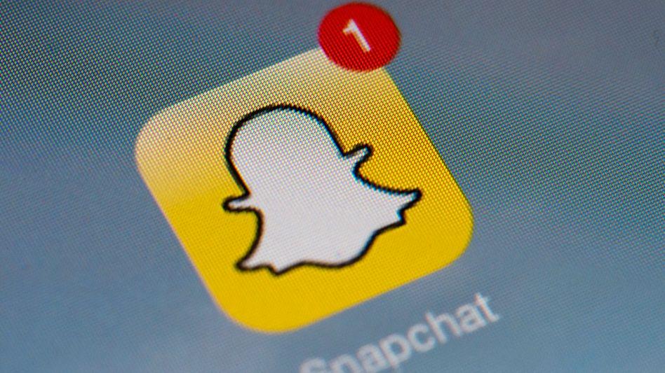 Beliebte Foto-App Snapchat: Das Unternehmen will spätestens im März 2017 an die Börse