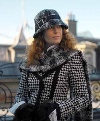 Gut behütet in den Winter: Eine schicke Kopfbedeckung kann einem modischen Outfit den letzten Schliff geben oder dem Wintermantel vom vergangenen Jahr neuen Pepp verleihen