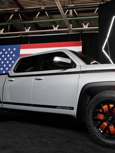 Wer im Elektro-Truck-Markt in den USA mitmischt, wer strauchelt