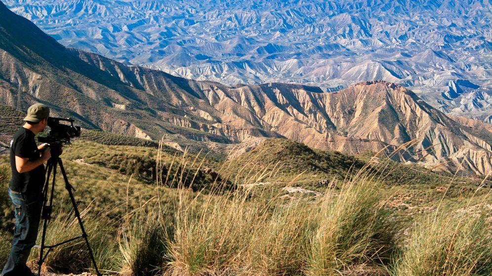Wüste in Andalusien: Wiege des Spaghettiwestern