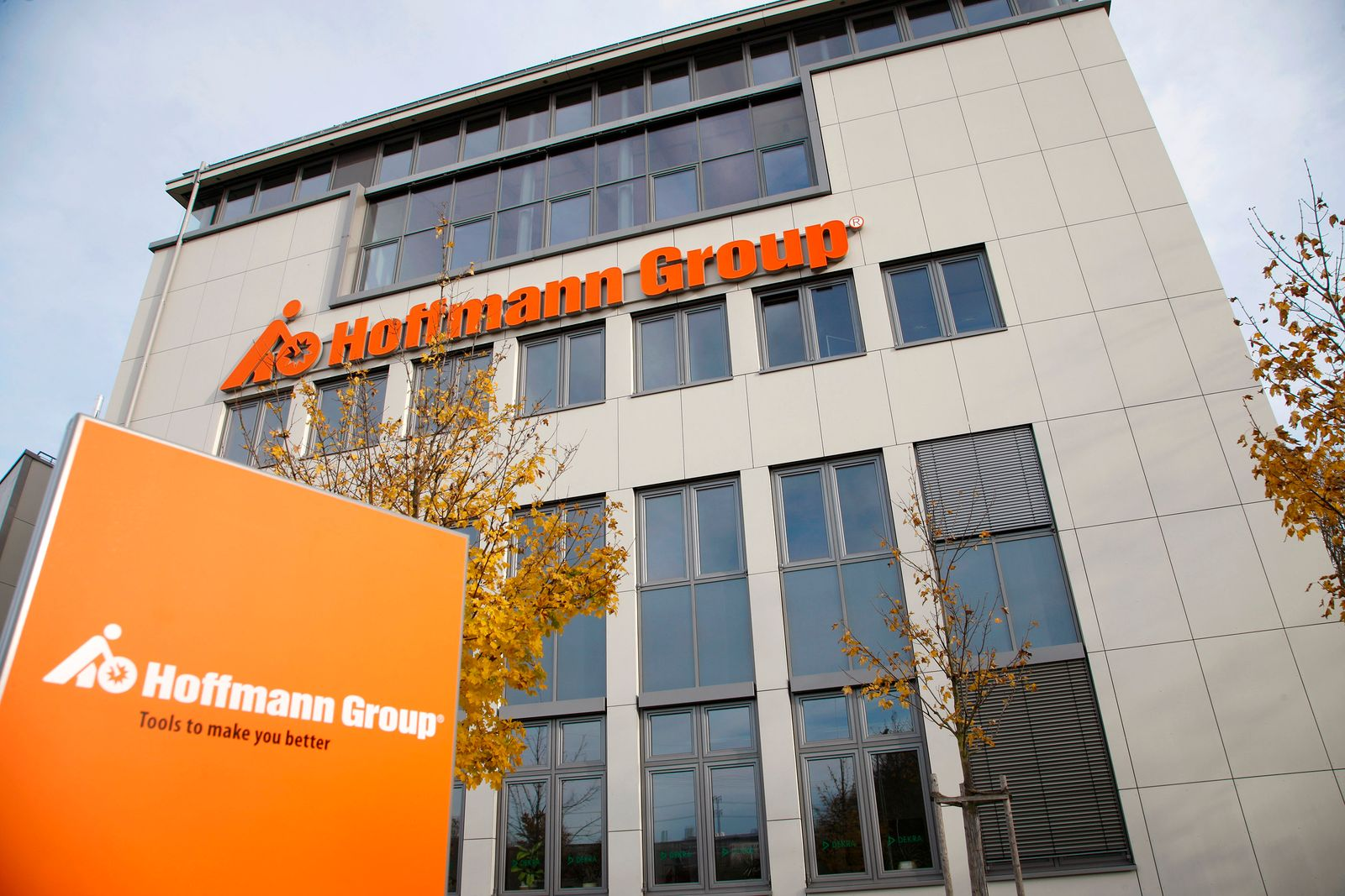 Firmengebäude Hoffmann Group München