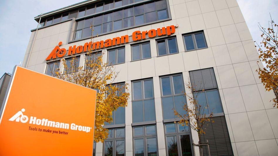 Firmengebäude der Hoffmann Group in München: Hoffmann startet mit Contorion einen Angriff auf Würth
