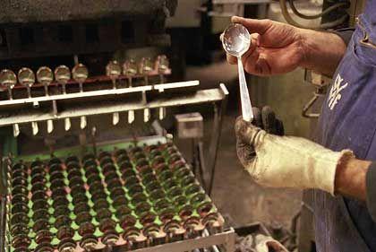 Die Teuerung kam geballt: WMF braucht jährlich mehrere tausend Tonnen Chrom-Nickel-Stahl