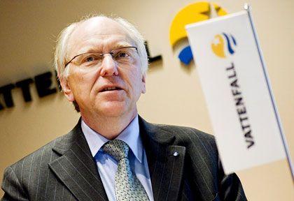 Angezählt: Vattenfall-Chef Josefsson