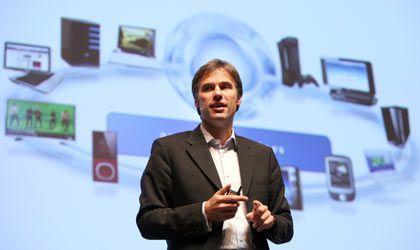 Achim Berg ist Deutschland-Chef von Microsoft und Vizepräsident des Hightech-Verbands Bitkom