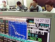 Börse in Tokio: Unternehmer in Japan so guter Stimmung wie seit 1991 nicht mehr