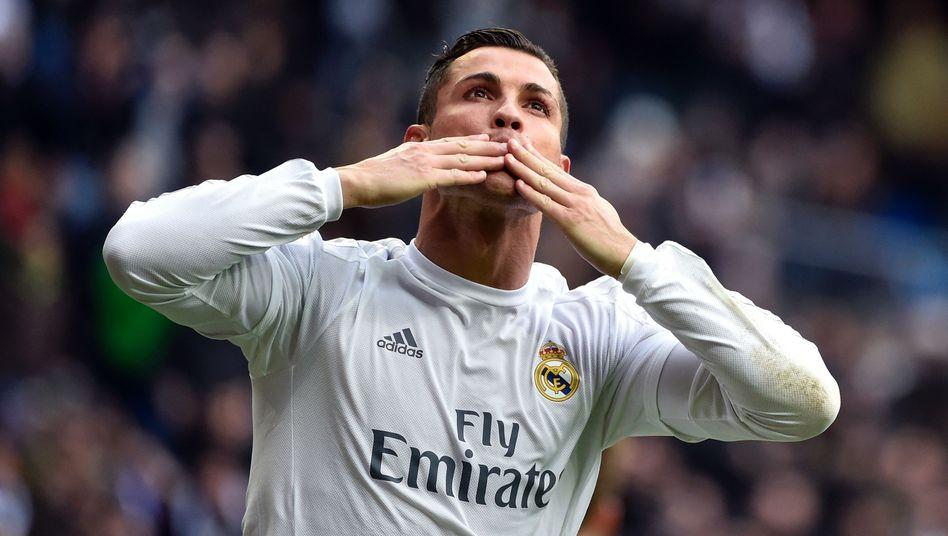 Ronaldo: Vermögenswerte im Wert von 227 Millionen Euro