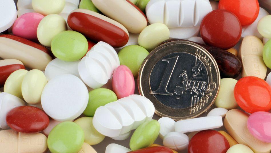 Das Geschäft mit Pharmazeutika läuft während der Corona-Pandemie gut