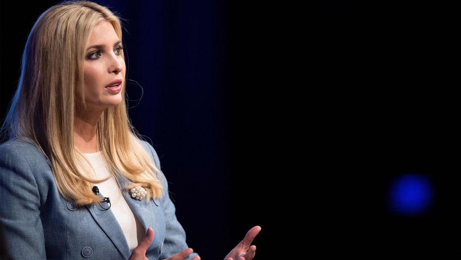 Ivanka Trump, Tochter und Beraterin des US-Präsidenten