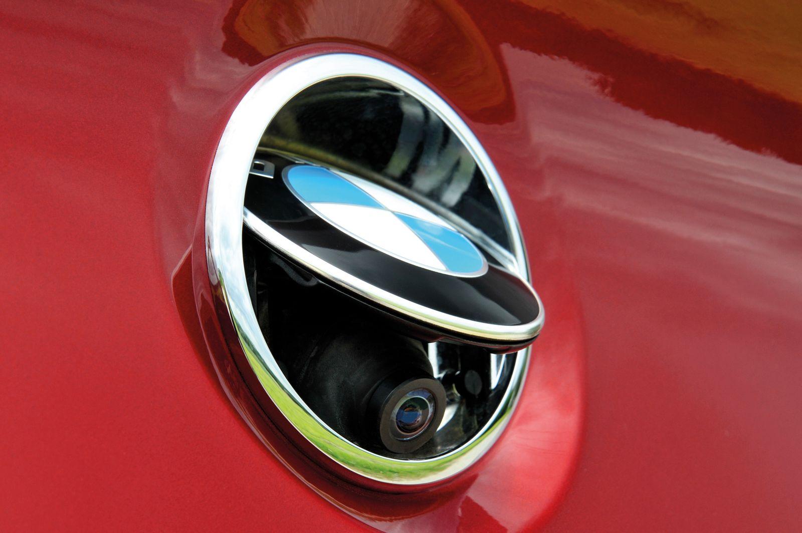 BMW 6er Coupé Rückfahrkamera