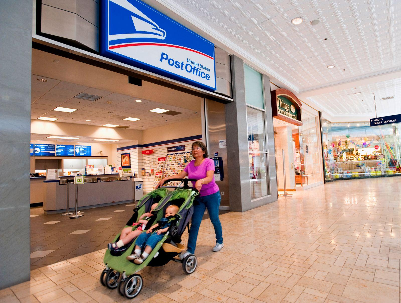 NICHT MEHR VERWENDEN! - United States Post Office / united states postal service / USPS