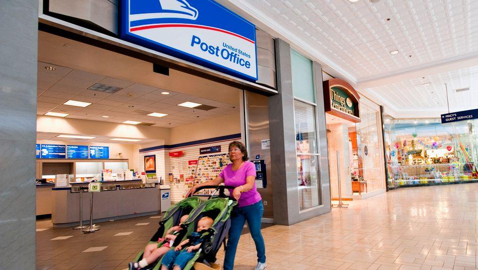 Post-Filiale in den USA: Mehr als 3500 Postämter sollen geschlossen werden