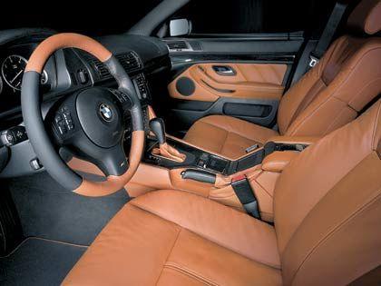 Leder-Variante: Veredelung im kleinsten BMW
