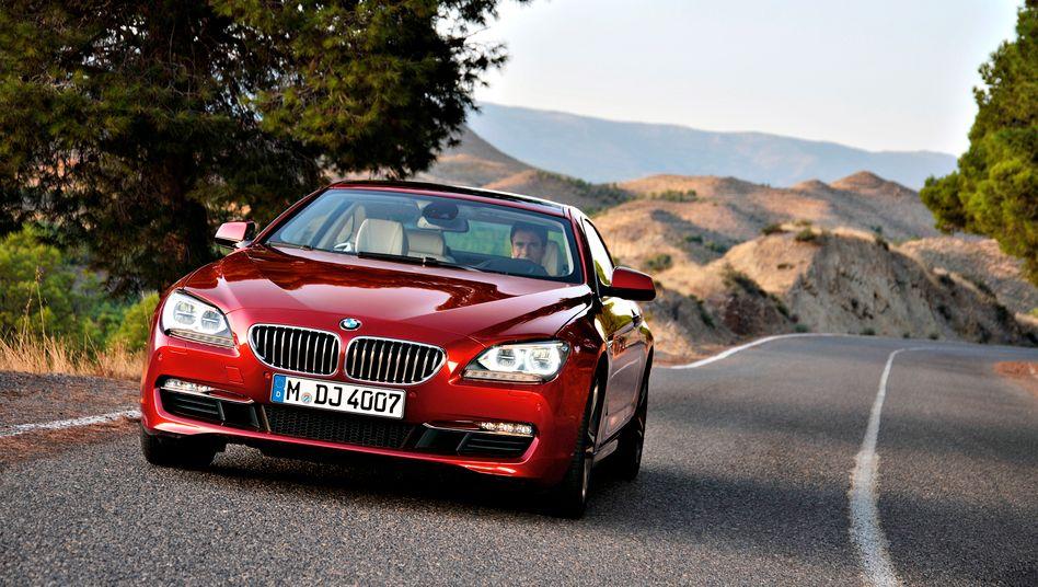 BMW: Neuer Wachstumsschwung