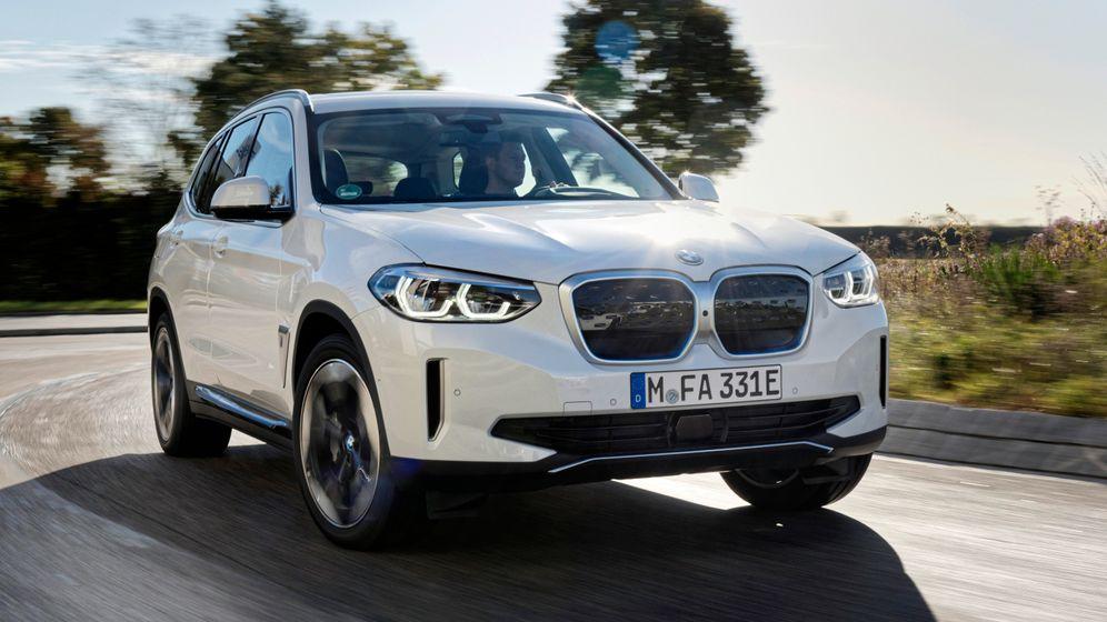 BMW iX3 - das unauffällige E-Auto