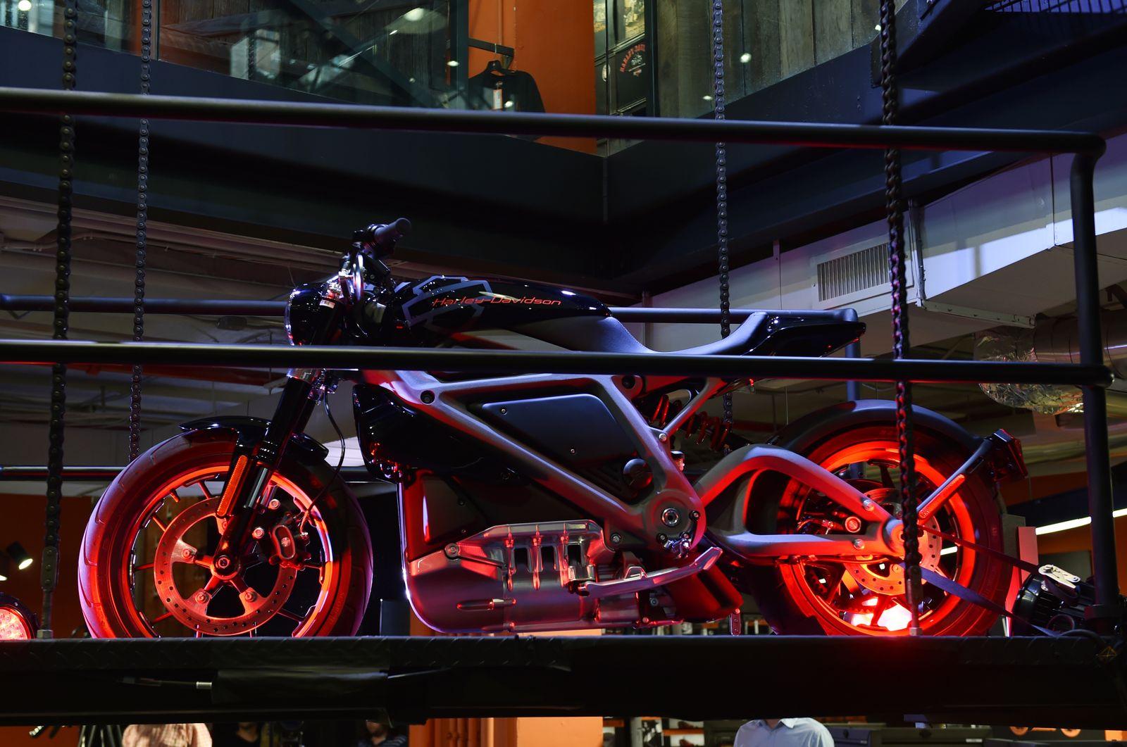 Harley Davidson / LiveWire