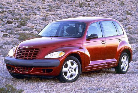 Thomas Gale war für das Design zuständig: Chrysler PT Cruiser