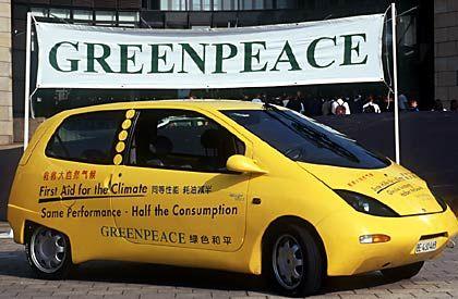 Fehlversuch: Kein Konzern griff das Konzept des 3-Liter-Autos Smile auf, das auf dem Renault Twingo basierte