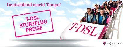 DSL: Die Deutsche Telekom domiert den Markt