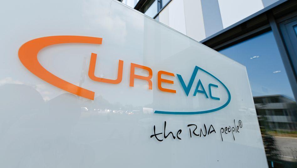 Fast forward an die Börse: CureVac aus Tübingen
