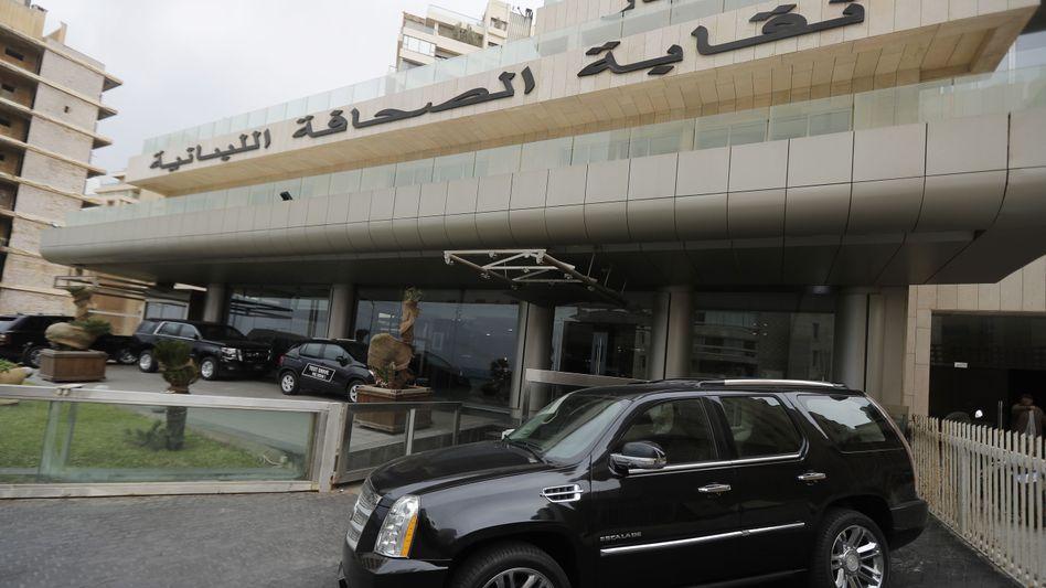 Libanesisches Pressezentrum