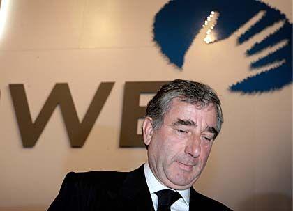 Der Vorstandsvorsitzende der RWE: Harry Roels