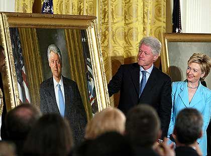 Acht Jahre Clinton: Goldene Jahre für die Wall Street