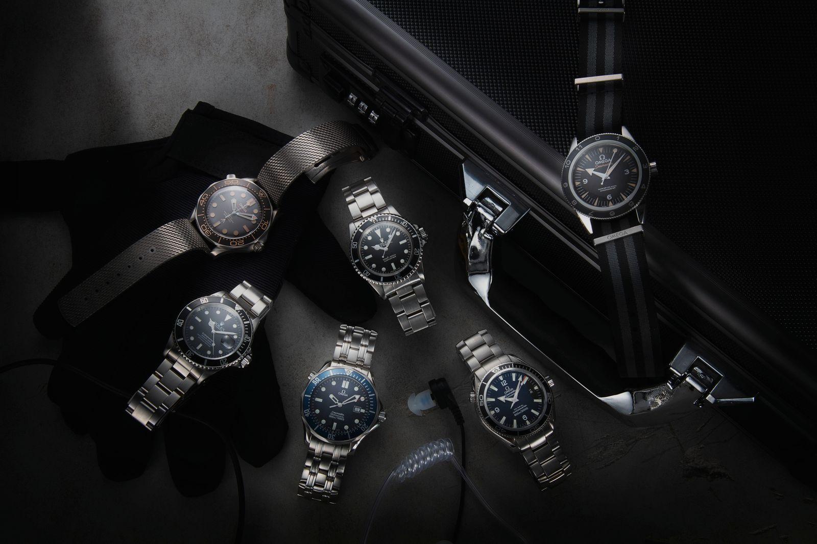 Watchfinder Bond Collection