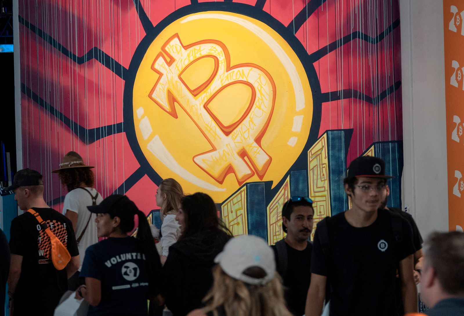 Bitcoin 2021, the world?s largest-ever crypto-currency conference, in Miami