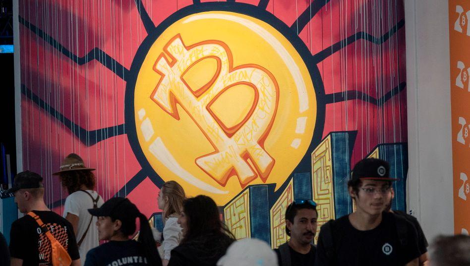 Bitcoin: Die Partystimmung ist seit Mitte April verflogen