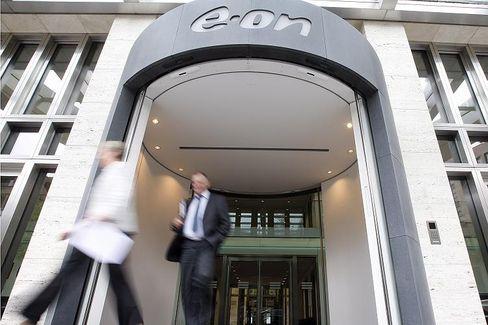 Darf verkaufen: Eon